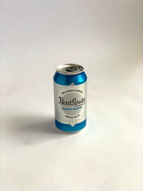 Bentspoke Brewing Co Barley Griffin
