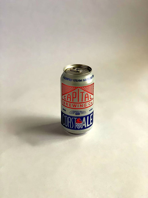 Capital Brewing Co Coast Ale