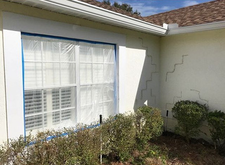 What to Expect on Exterior Repaints