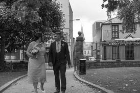 Having a stroll through Cork city moment