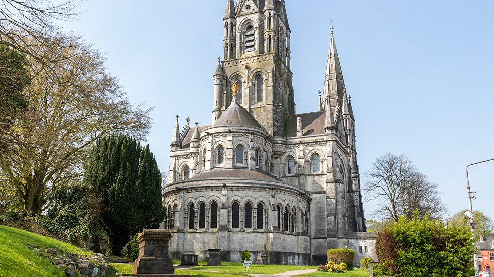 St Finbarrs Cathedral