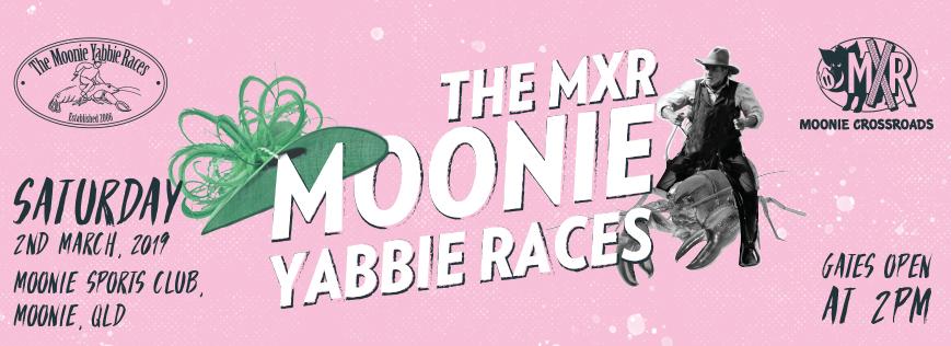 Moonie Yabbie Races