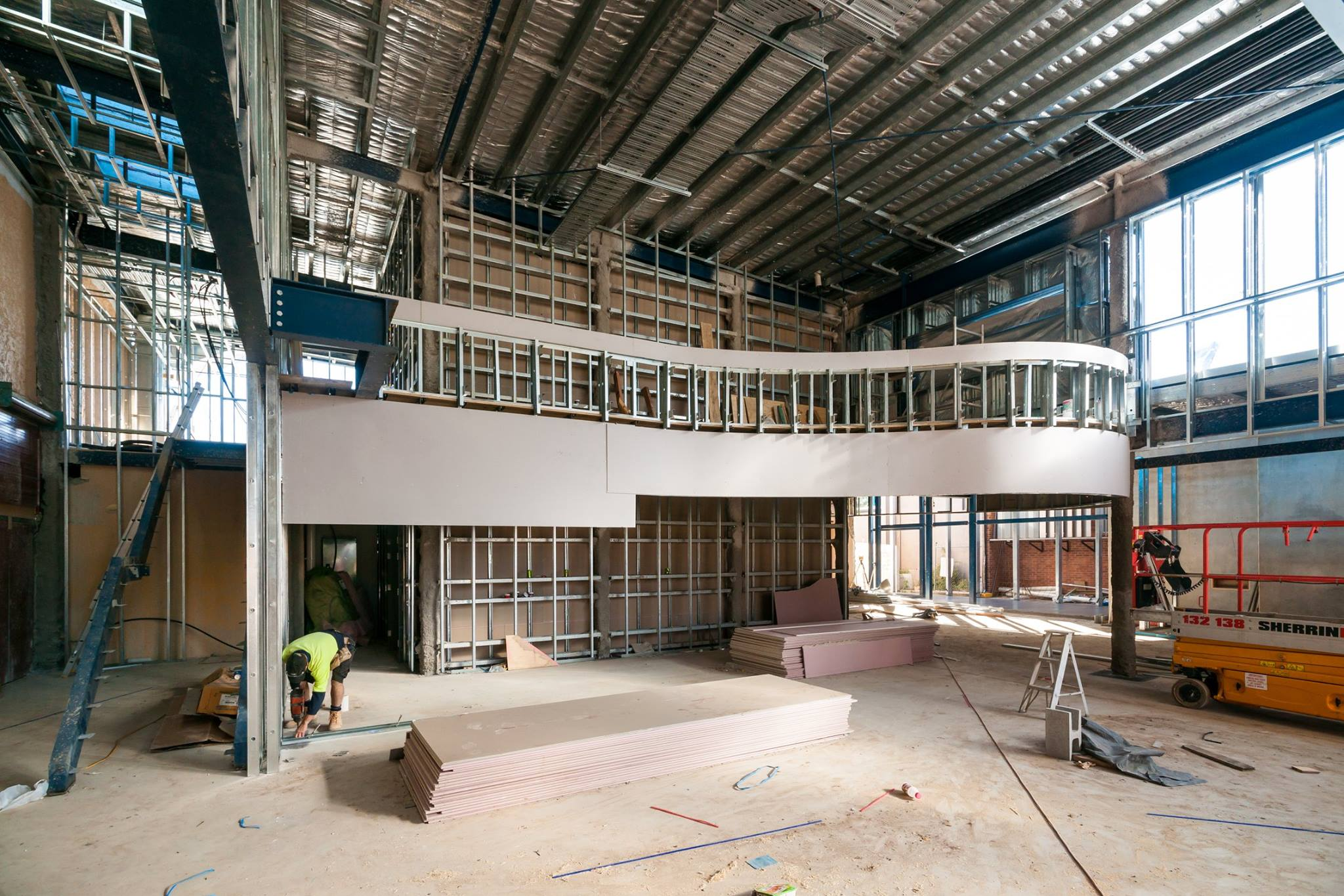 Goondiwindi Regional Council Redevelopment