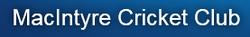 MacIntyre Cricket Club
