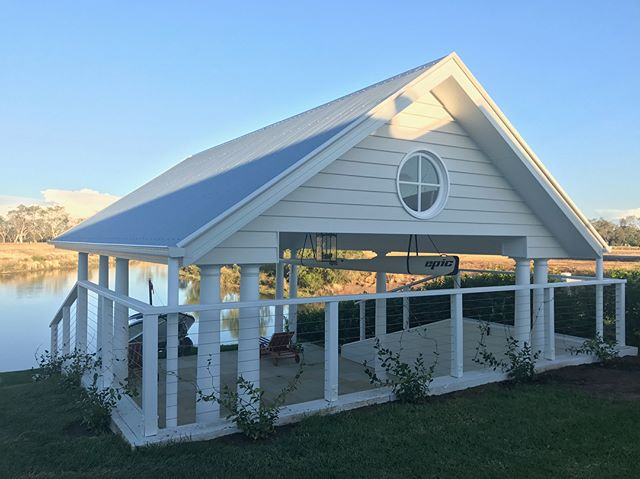 How beautiful is this new boat house_ _P
