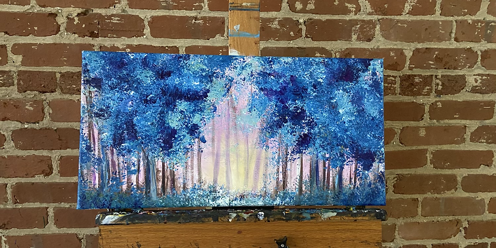 Blue Forest 8/24