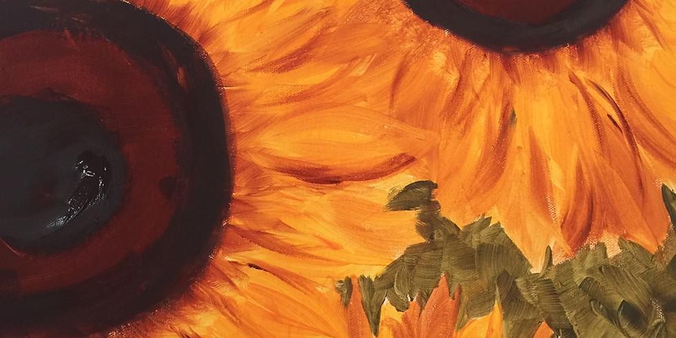 Sunflowers 8/11