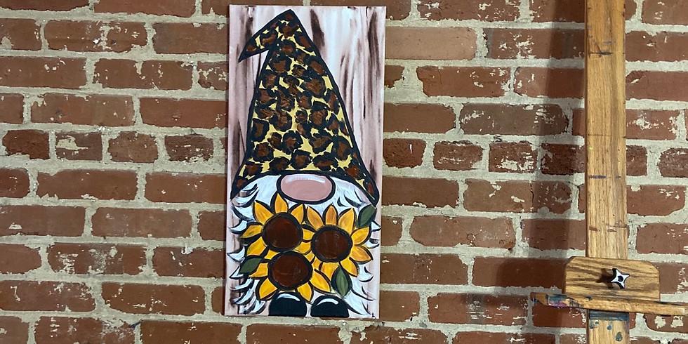 Sunflower Gnome 8/25