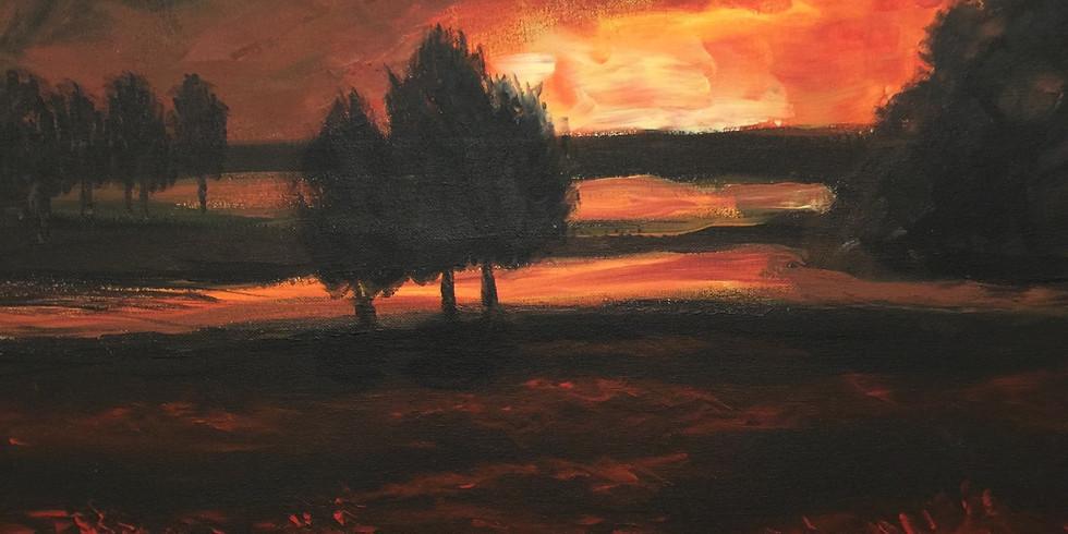 Tuscan Sunset 9/30
