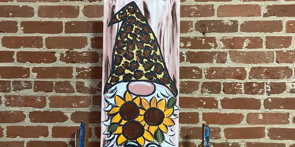 Sunflower Gnome 9/3