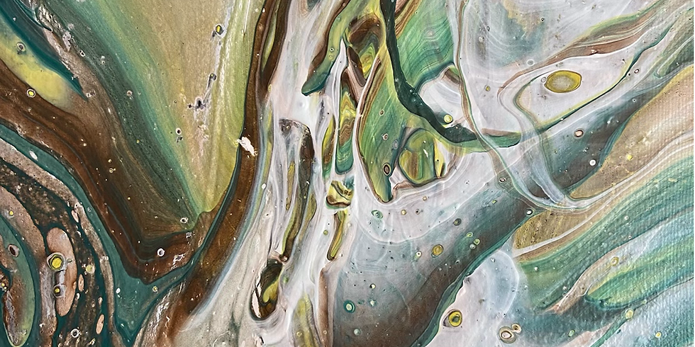 Pour Painting 8/18