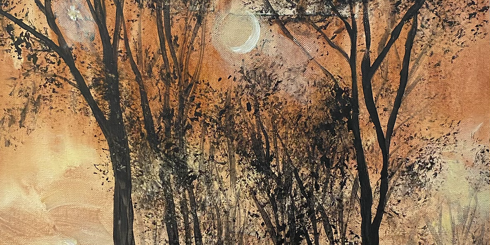 Crescent Moon 10/21