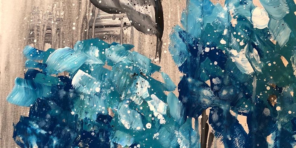 Turquoise Hydrangeas 8/13