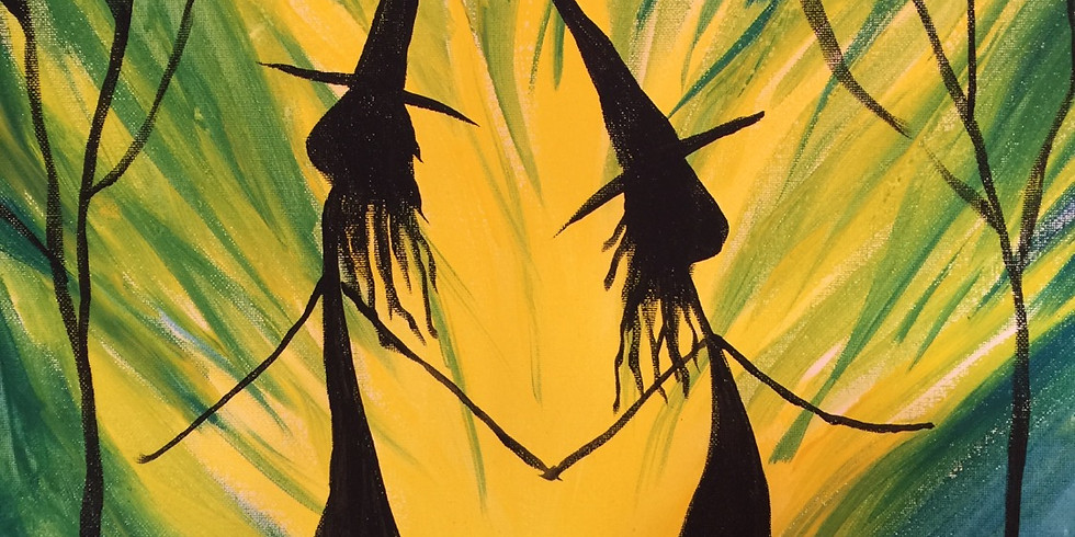 Dancing Witches 10/8