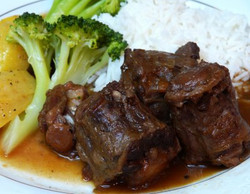 Oxtails March 19th, 2009