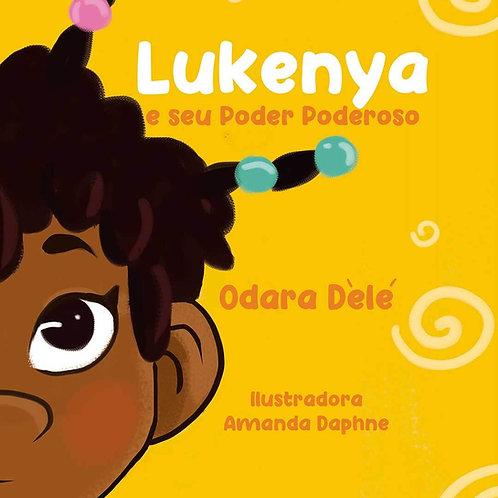 Kit BlackBox: Lukenya e seu poder poderoso, de Odára Delé