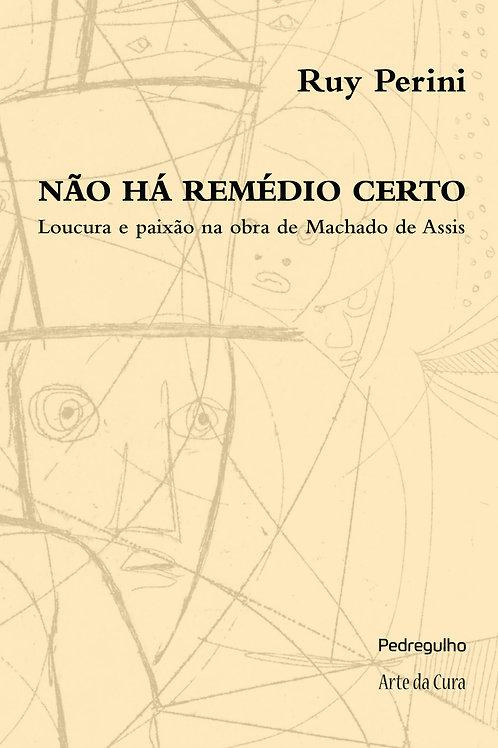 Não há remédio certo: paixão e loucura na obra de Machado de Assis