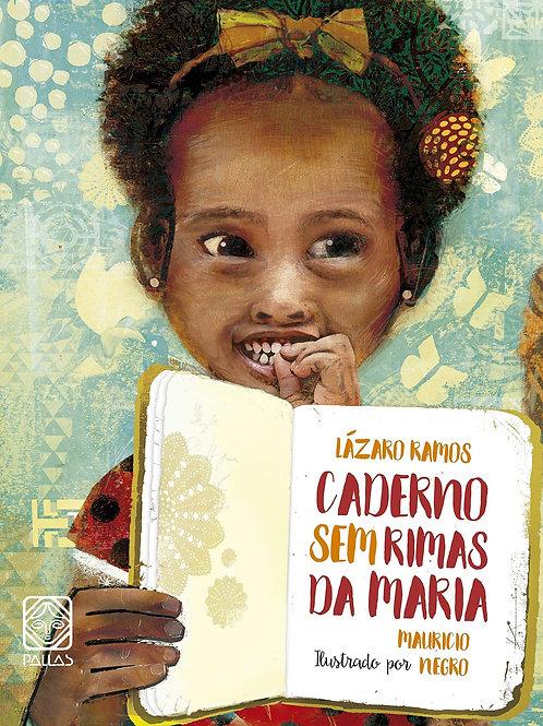 Kit BlackBox: Caderno de Rimas de João, de Lázaro Ramos;