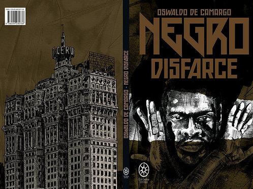 Kit BlackBox: Negro Disfarce, de Oswaldo de Camargo