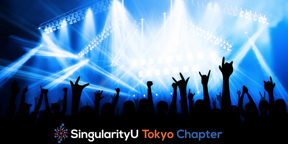 SingularityU Tokyo Chapter - Nov 2018