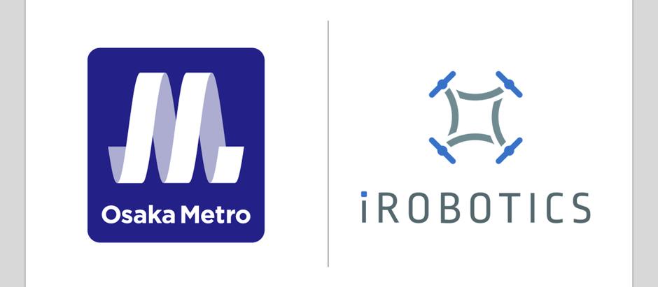 Osaka Metroが土木構造物点検に狭隘部ドローン点検サービスを採用