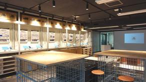 物流DXへ、東京流通センター「TRC LODGE」に展示
