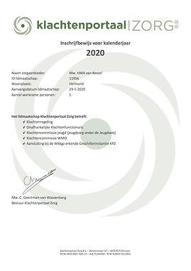 2020_Inschrijfbewijs_Mw HMA van Kessel.j