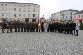 Ochody rocznicy 100lecia odzyskania przez Polskę niepodległości