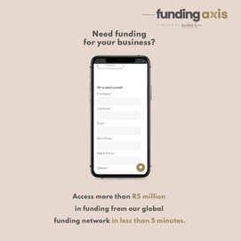Funding Axis Scroller