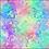 Thumbnail: Michelle's **1 Yard** Pastel Mandala- Cotton Lycra