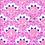 Thumbnail: Michelle's **1 Yard** Pink Mandala Cotton Lycra