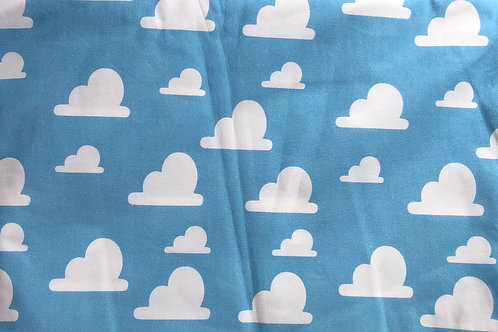 Erica's **1 yard**  Squad Goals Clouds - Cotton Lycra