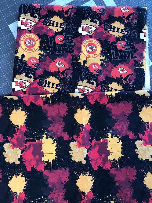 Michelle's Fat Half Cut Set of Kansas City C- Premium Cotton