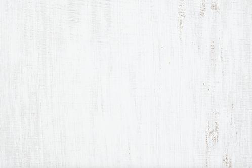 Michelle's **1 YARD cut** Rustic White- Cotton Lycra