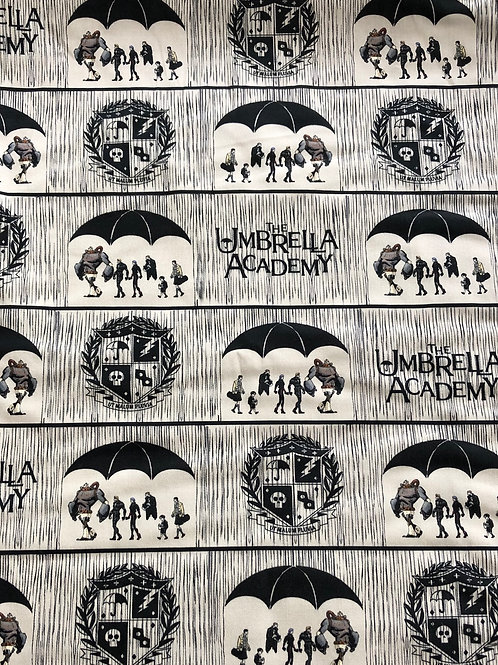 Michelle's *1 YARD* Umbrella Heroes Comic -Cotton Woven