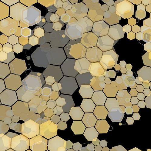 RE-PRINTClear as Honey