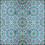 Thumbnail: Erica's **1 Yard** Spring Mandala**- Cotton Lycra