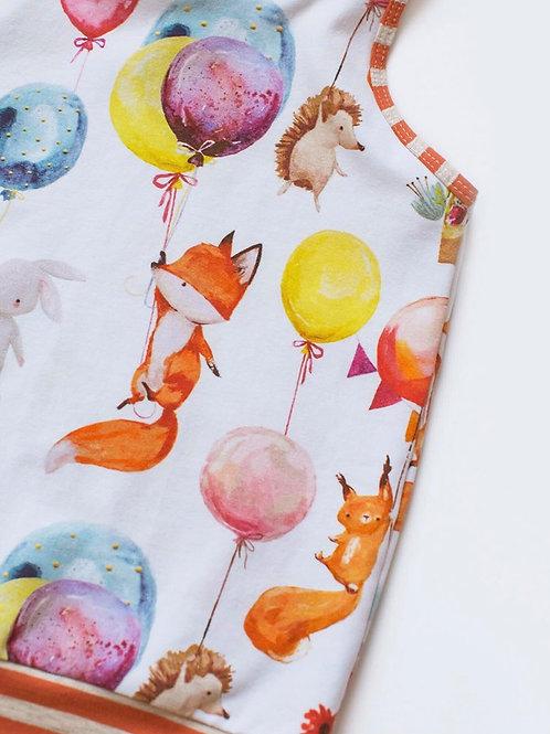 RE-PRINT of Balloon Animals