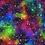 Thumbnail: RE-PRINT Rainbow Galaxy