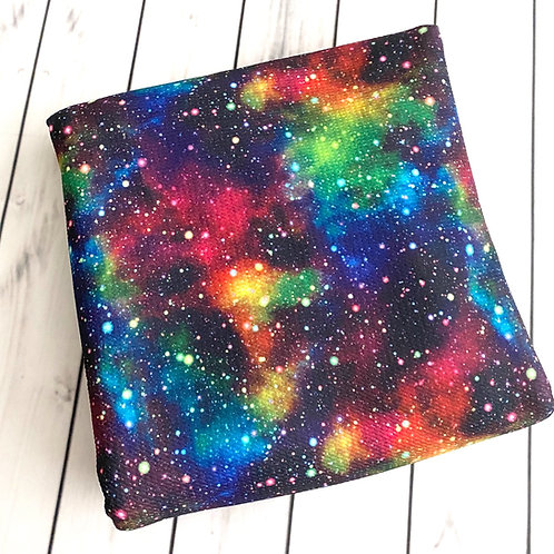 Michelle's 1 Yard-Rainbow Galaxy-BULLET