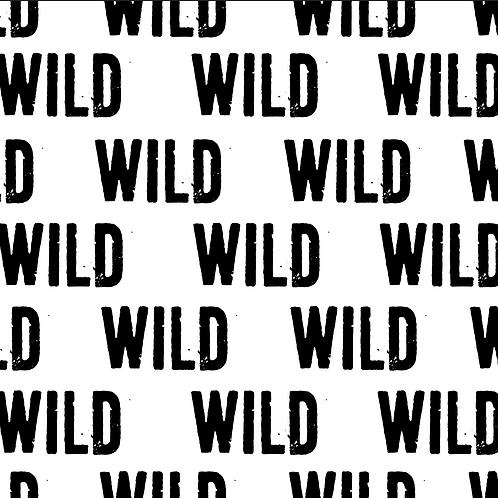 RE-PRINT Wild Words