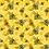 Thumbnail: Michelle's Fat Half cut of Honey Bees - Cotton Lycra