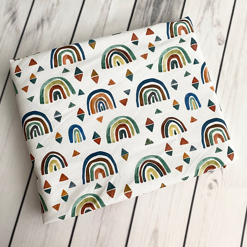 Erica's Nature Rainbows- Cotton Woven