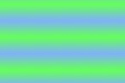 Michelle's **1 Yard** Green Blue Ombre- Cotton Lycra