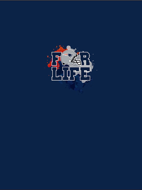 Pats For Life - Child Panel- Cotton Lycra