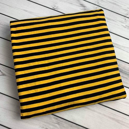 Erica's Badger Yarn Dyed Stripe Cotton Lycra