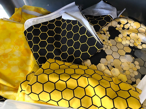 Michelle's Mystery Scrap Pack- 1 POUND of Spring Honey