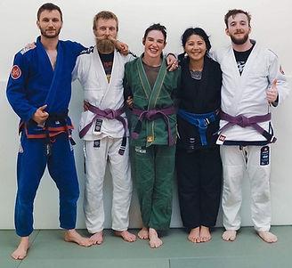 Checkmat bjj southampton, black belt southampton, Lukasz Chilarecki