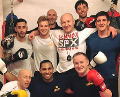 polish boxing southampton, boxing classes southampton, boxing training