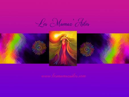 Les Mamaz'Ailes Chant vibratoire et Musique de Guérison